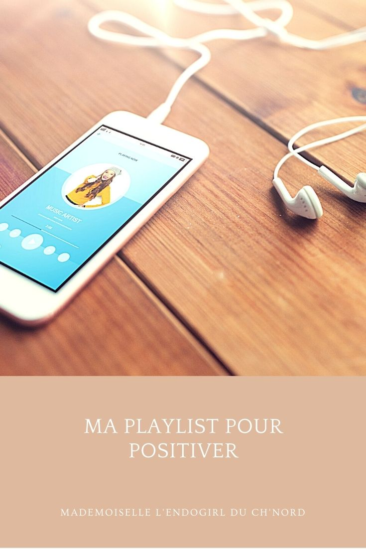 la playlist pour positiver